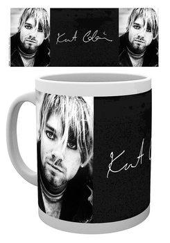 Mug Kurt Cobain - Signature