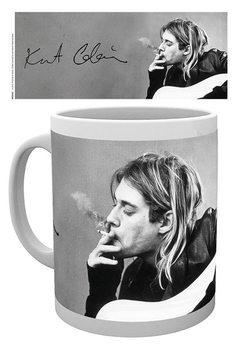 Cup Kurt Cobain - Smoking