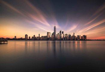 A Floating City Valokuvatapetti