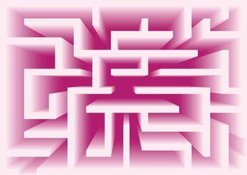 Kuvatapetti, TapettijulisteAbstract Pattern Modern