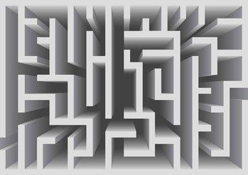 Abstract Pattern Modern Valokuvatapetti