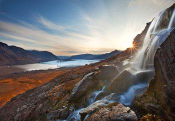 Alpine Awakening Valokuvatapetti
