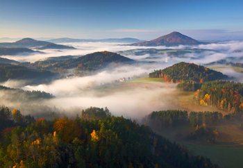 Autumn Fairytale Valokuvatapetti