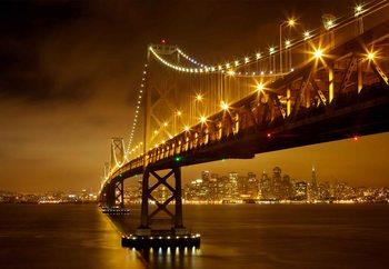 Bay Bridge Valokuvatapetti