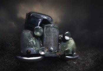 Benz Valokuvatapetti