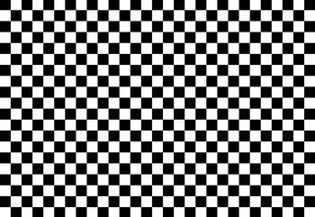 Black And White Checkered Pattern Valokuvatapetti