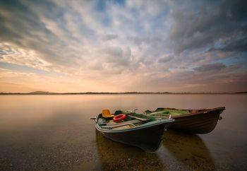Boats Valokuvatapetti