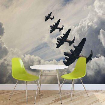Bomber planes Valokuvatapetti