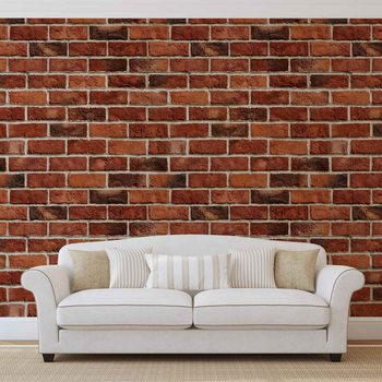 Brick Wall Valokuvatapetti