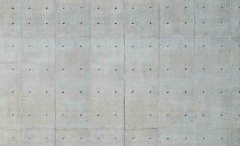 Cement Wal Holes Valokuvatapetti