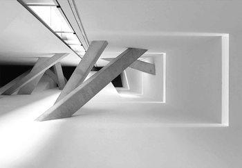 Corridor Valokuvatapetti