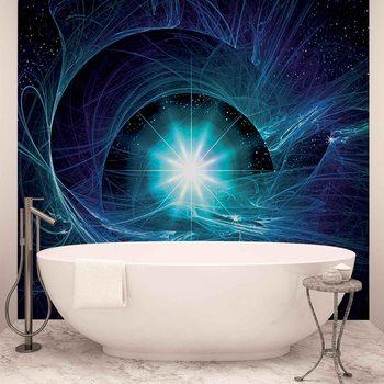 Cosmic Star Abstract Valokuvatapetti