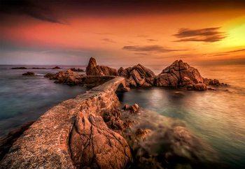 Costa Brava Valokuvatapetti