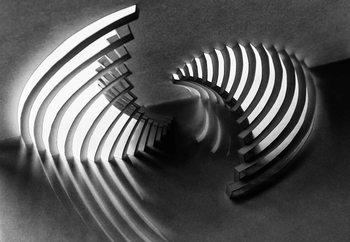 Curved Stages Valokuvatapetti