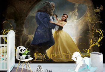 Disney Beauty and the Beast (11180) Valokuvatapetti