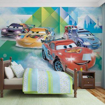 Disney Cars Lightning McQueen Camino Valokuvatapetti