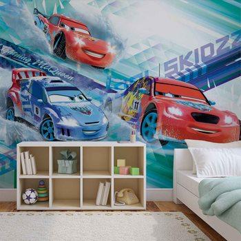 Disney Cars Raoul ÇaRoule McQueen Valokuvatapetti