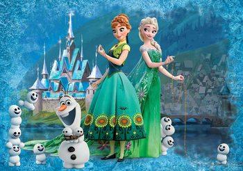 Kuvatapetti, TapettijulisteDisney Frozen