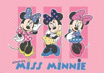 Kuvatapetti, TapettijulisteDisney Minnie Mouse