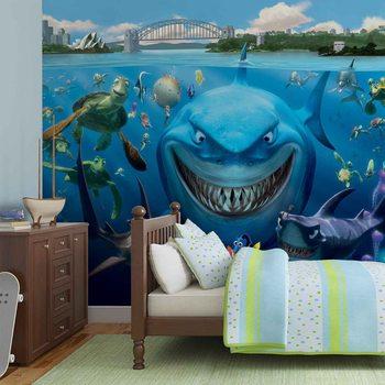 Disney Nemo Valokuvatapetti