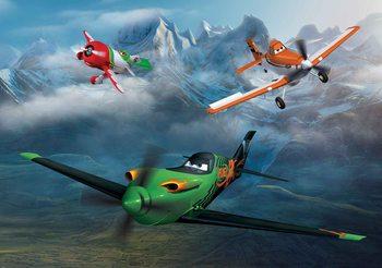 Disney Planes Valokuvatapetti