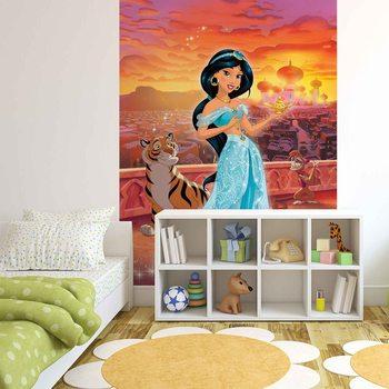 Disney Princesses Jasmine Valokuvatapetti
