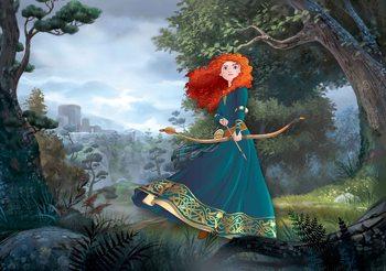 Disney Princesses Merida Brave Valokuvatapetti