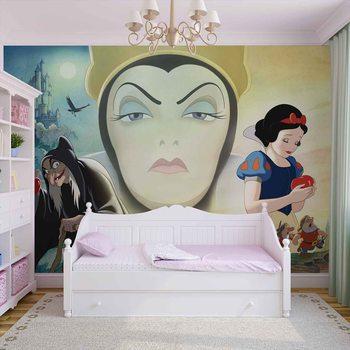 Disney Snow White Good Bad Queen Valokuvatapetti
