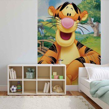 Disney Winnie Pooh Tigger Valokuvatapetti