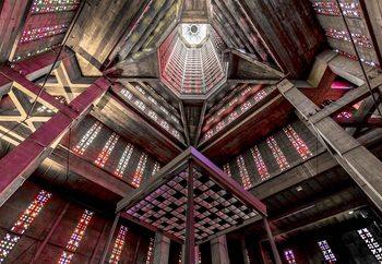 Eglise Saint Joseph Valokuvatapetti