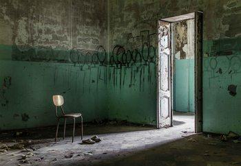 Empty Crazy Spaces Valokuvatapetti