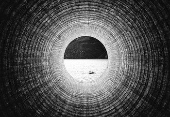 Eye Of Samsara Valokuvatapetti