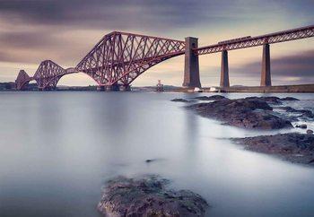 Forth Rail Bridge Valokuvatapetti