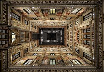 Galleria Sciarra Valokuvatapetti