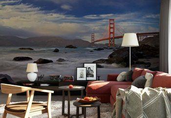 Golden Gate Bridge Valokuvatapetti