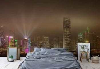 Hong Kong Island Valokuvatapetti
