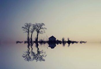 In The Horizon Valokuvatapetti
