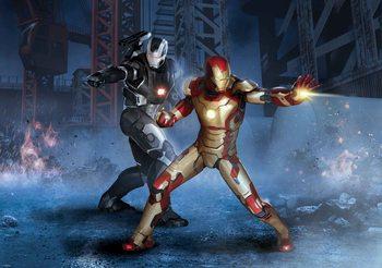 Iron Man Marvel Avengers Valokuvatapetti