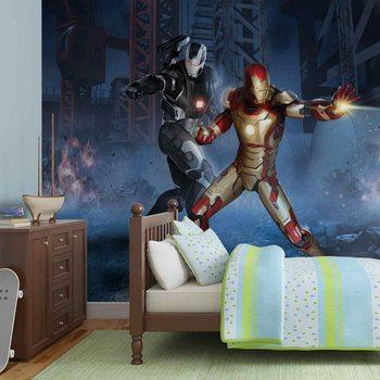 Kuvatapetti, TapettijulisteIron Man Marvel Avengers