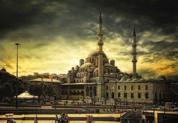 Istanbul Valokuvatapetti
