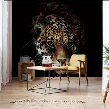Jaguar Valokuvatapetti