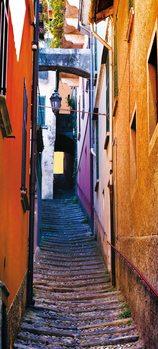 Katu Italiaksi Kuvatapetti, Tapettijuliste