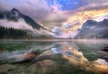 Lake Hintersee Valokuvatapetti