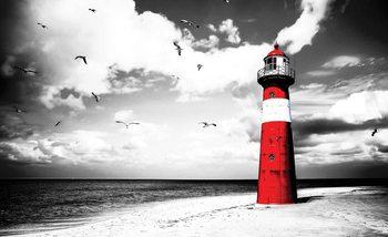 Lighthouse Valokuvatapetti