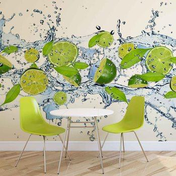 Limes Water Valokuvatapetti