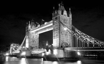 London Tower Bridge Valokuvatapetti