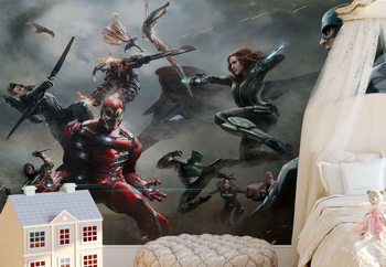 Marvel Avengers (10903) Valokuvatapetti
