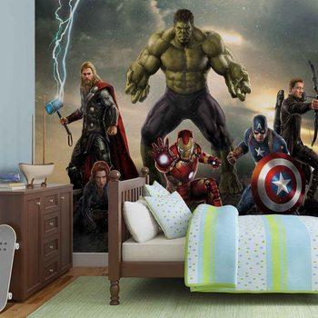 Marvel Avengers Battle Valokuvatapetti