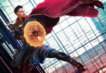 Marvel Doctor Strange (10899) Valokuvatapetti