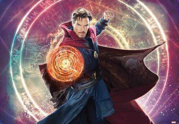 Marvel Doctor Strange (10900) Valokuvatapetti